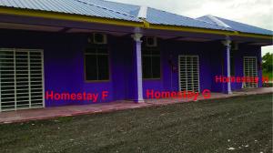 Homestay F, G, H