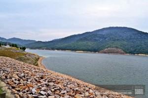 Teluk bahang dam