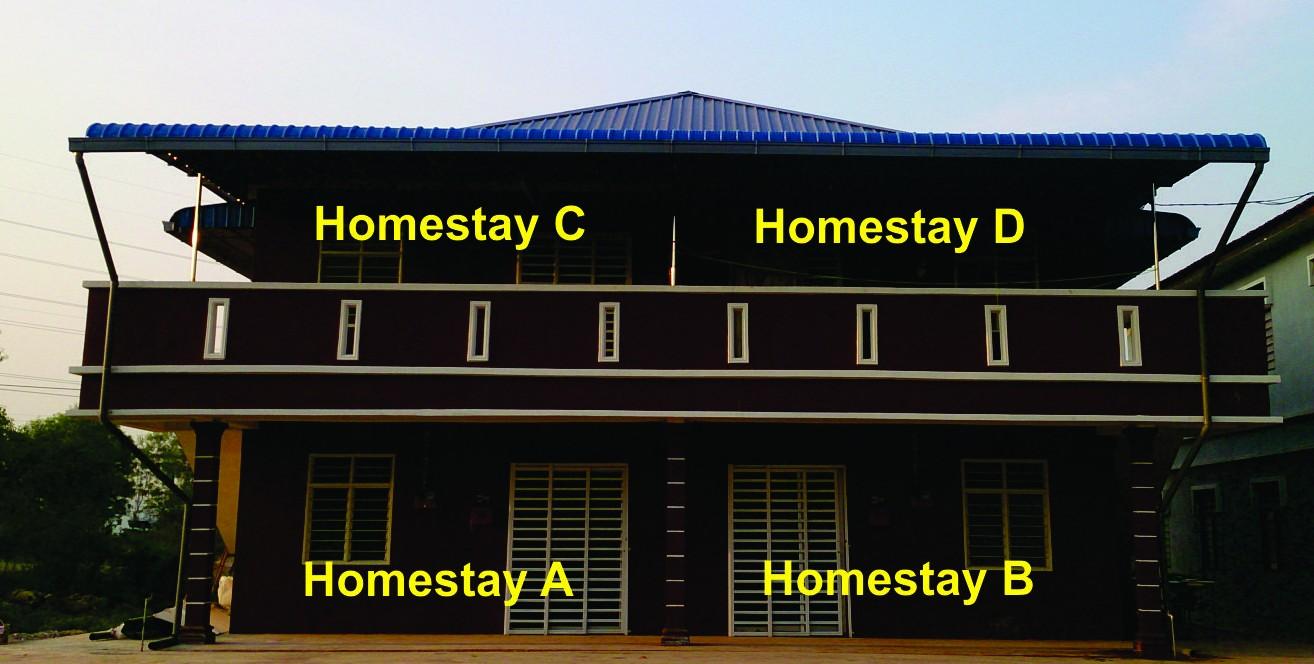 HNZ Homestay Penang, Homestay Permatang Pauh